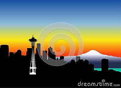Seattle_sunset