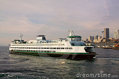 Seattle to Bremerton Ferry