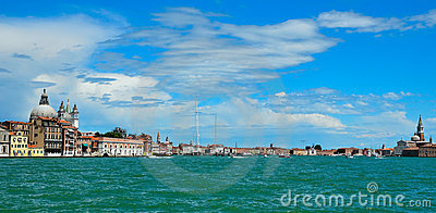 Seaview of Venice, Italy
