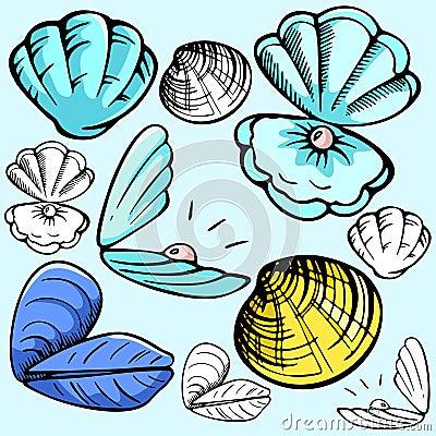 Seaworld illustration series