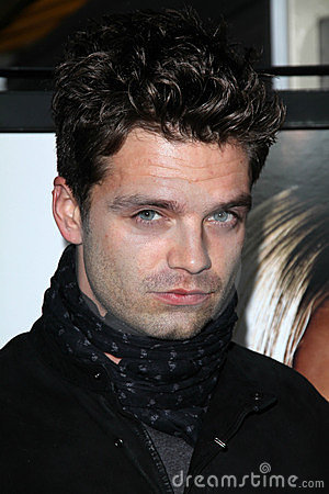 Sebastian Stan Editorial Photo