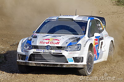 Sebastien Ogier Editorial Stock Photo
