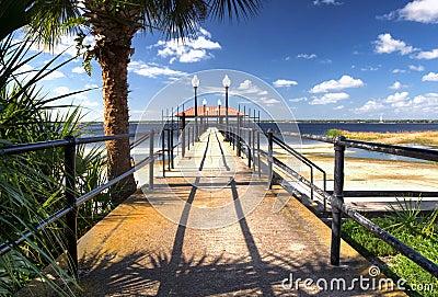 Sebring City Pier, Florida