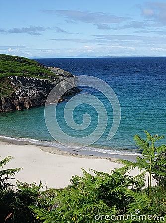 Secluded Bay near Sanaigmore, Islay, Scotland