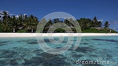 Secluded Tropical beach, Kandoludu, Maldives