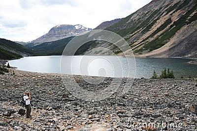Second Geraldine Lake