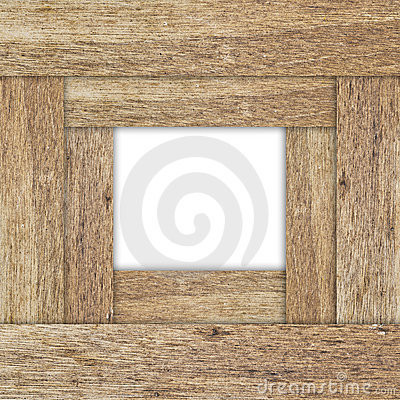 Second Wood Texture Frame