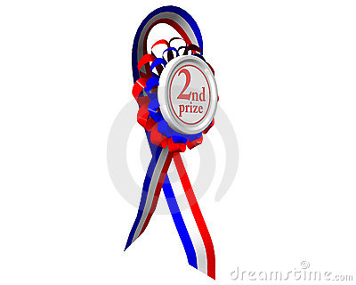 Seconda medaglia premiata rotante