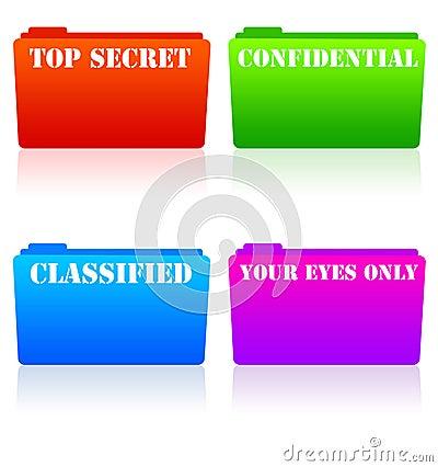 Secret data