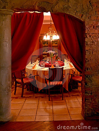 Secret dining room