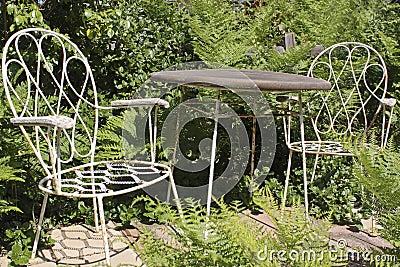 Secret Garden Table