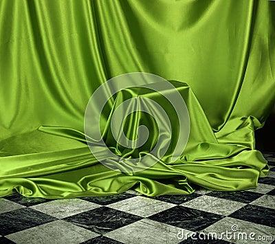 Secret green mystery