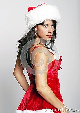 Free Secret Santa Royalty Free Stock Photo - 3767625
