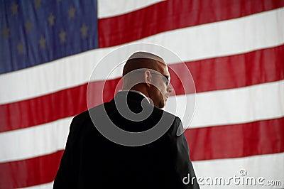 Secret Service Editorial Stock Image