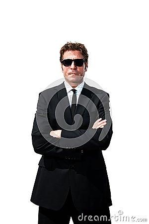Secret Service Man