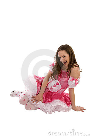 Secret Valentine Stock Photos - Image: 12812043