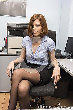 Free Secretary Stock Image - 36947581