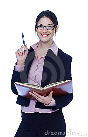 Free Secretary Stock Image - 3910501