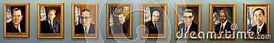 Secretary-Generals of the UN