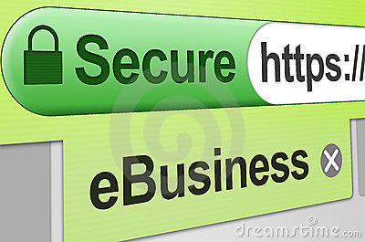 Secure eBusiness - Green