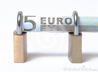 Secure Euro Bill