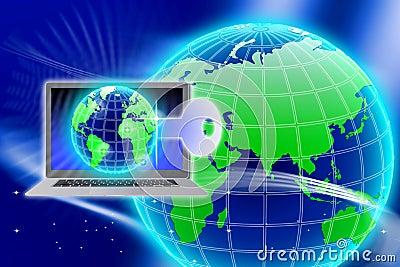 Secure Global Information Technology key