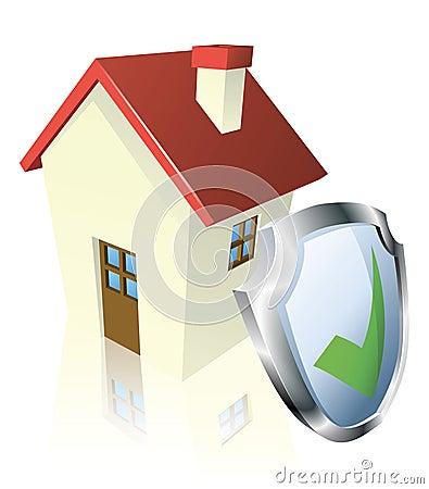 Secure house concept