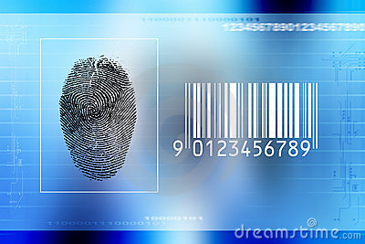 Secure identity scan