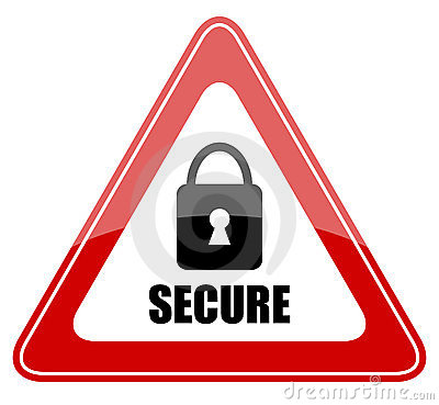 Secure sign