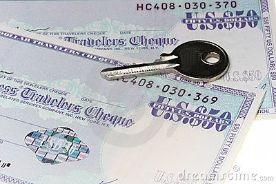 Secure Travelers Checks