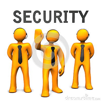 Security Bodyguard Team Stock Image Image 26451791
