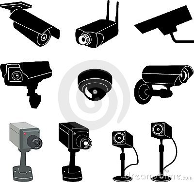 Security camera 1 (+ vector)