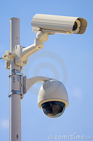 Free Security Camera Stock Photos - 11583203