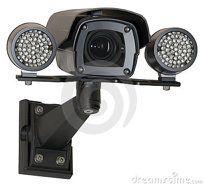 Free Security Camera Stock Image - 11793791