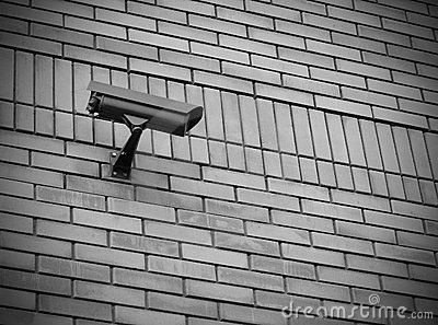 Security Camera Royalty Free Stock Photo - Image: 19617765