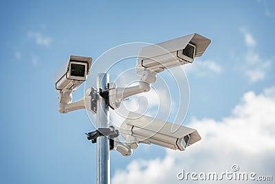 Security cctv surveillance camera