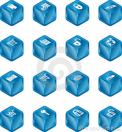 Security and E-Commerce Cube I