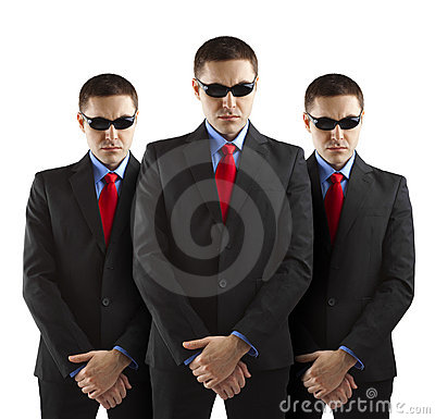 Free Security Guards Royalty Free Stock Images - 16966809