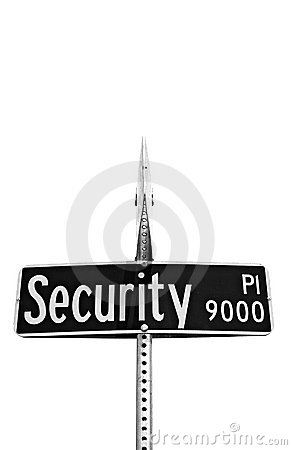 Security on Sign