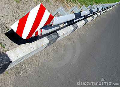 security transportation road barrier
