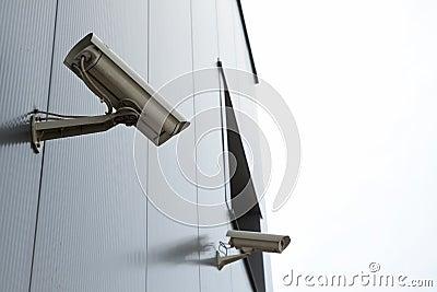 Security video camera