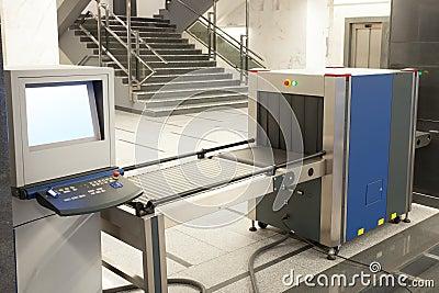 security x machine