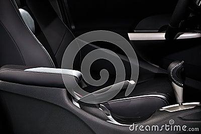 Sedan interior outline