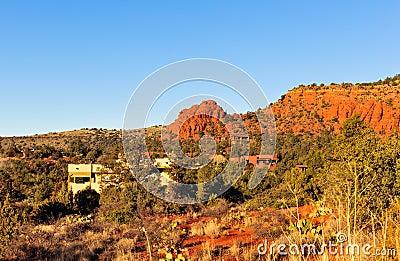 Sedona, Arizona desert