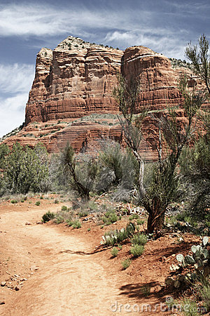 Sedona Arizona desert mountains