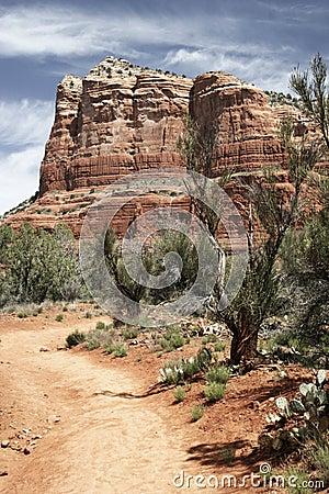 Free Sedona Arizona Desert Mountains Stock Photo - 4942900