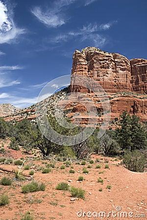 Sedona Arizona desert mountains
