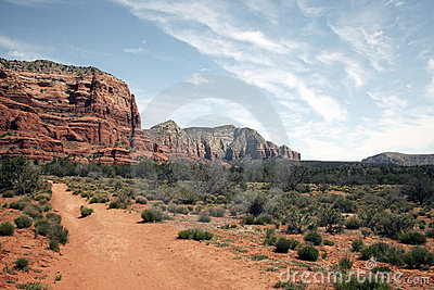 Sedona Arizona wild west desert mountains