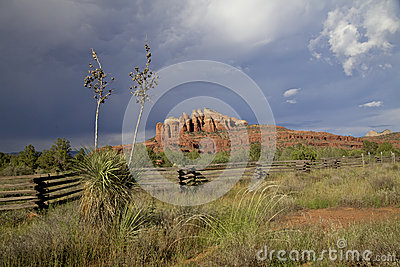 Sedona and Monsoon