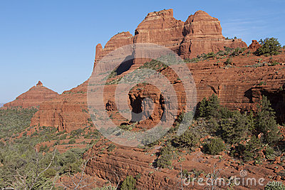 Sedona Red Rock Landscape